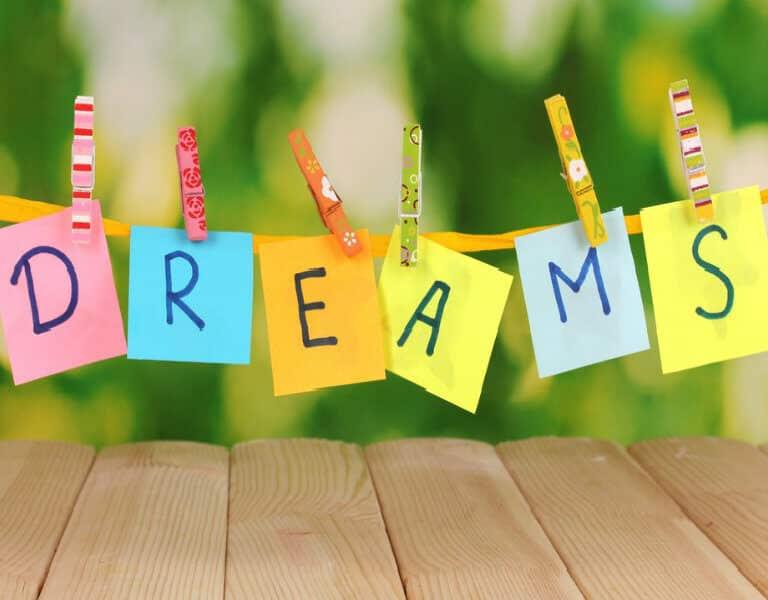 Τι σημαίνει να έχεις πολλά ή ένα όνειρο στη ζωή σου life coach μανώλης Ισχάκης nlp holistic result coaching