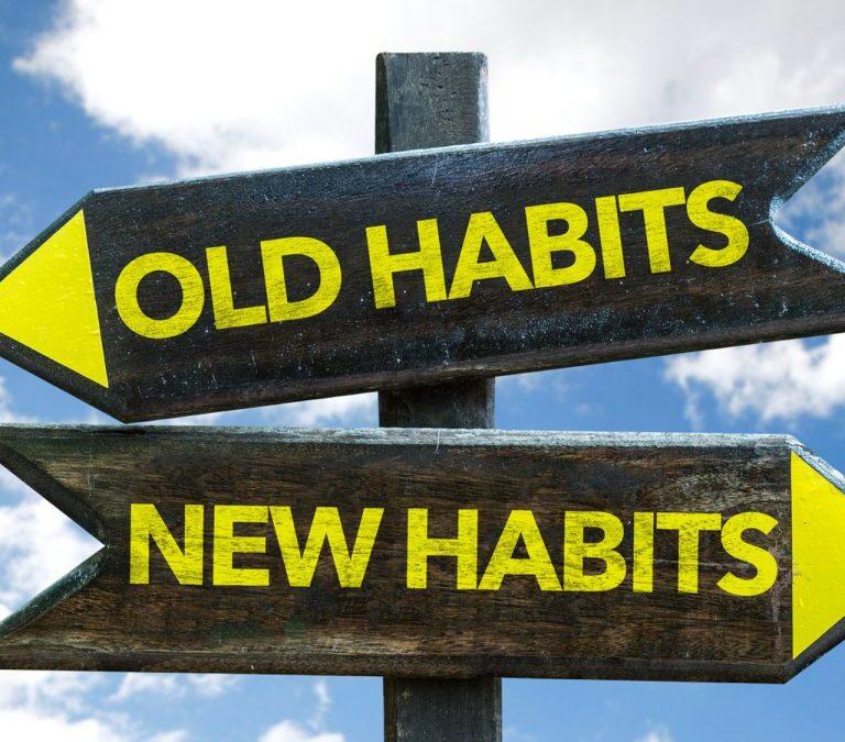 Αναπτύσσω καλές συνήθειες ή συντηρώ τις κακές; life coach μανώλης Ισχάκης nlp holistic result coaching