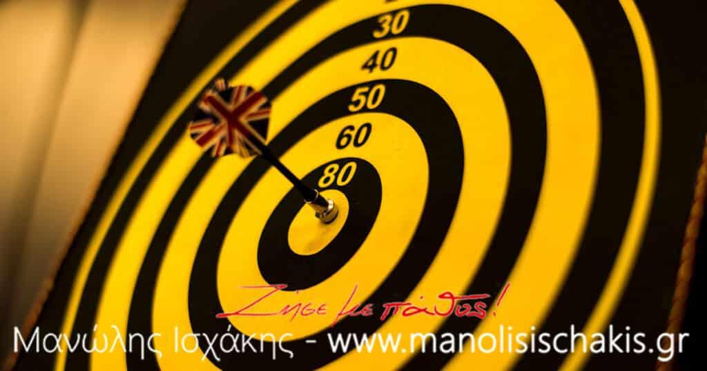 #4 τρόποι για να πετύχεις δυναμικά τους στόχους σου
