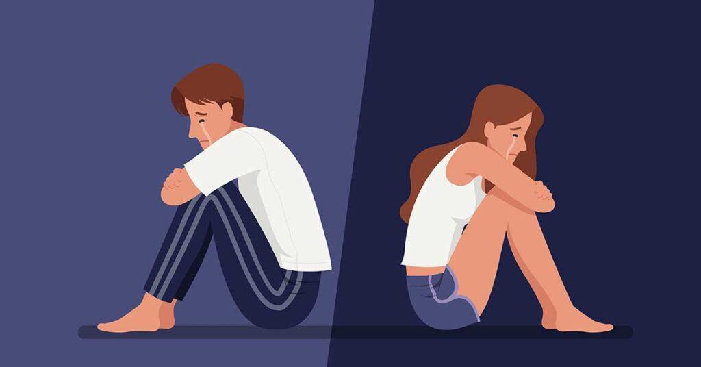 Πώς η κτητικότητα δημιουργεί τον φόβο της απώλειας