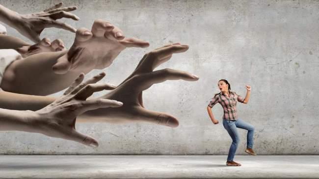 O φόβος δεν είναι εχθρός αλλά σύμμαχος της ευτυχίας. life coach μανώλης Ισχάκης nlp holistic result coaching