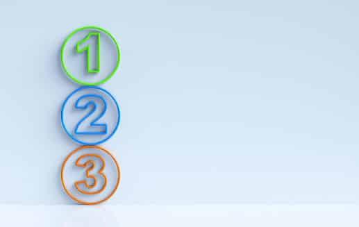 #3 κανόνες που συμβάλλουν στην διαδικασία για την λήψη αποφάσεων