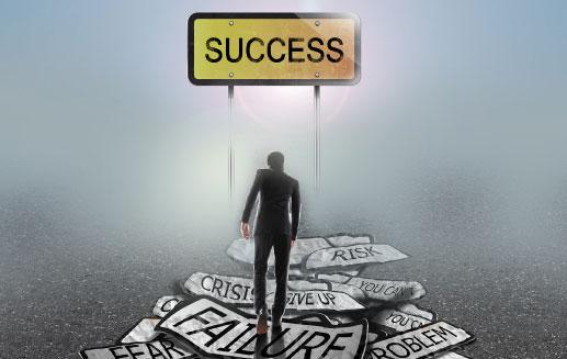 Κυνηγώντας την επιτυχία